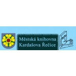 Město Kardašova Řečice (městská knihovna) – logo společnosti