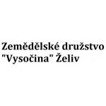 """Zemědělské družstvo """"Vysočina"""" Želiv – logo společnosti"""