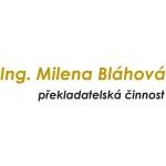 Ing. Milena Bláhová – logo společnosti