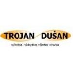 Dušan TROJAN s.r.o. / nábytek – logo společnosti