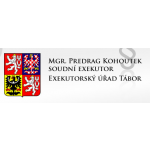 Mgr. Predrag Kohoutek - soudní exekutor – logo společnosti