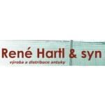 Ing. René Hartl – logo společnosti