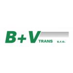 B+V TRANS s.r.o. – logo společnosti