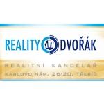 Realitní kancelář Dvořák, s.r.o. – logo společnosti