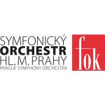 Symfonický orchestr hlavního města Prahy FOK – logo společnosti