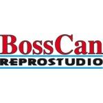 BossCan Reprostudio s.r.o. – logo společnosti
