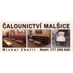 Zbořil Michal - čalounické práce – logo společnosti