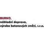 BURKO, nákladní doprava, výroba betonových směsí, s.r.o. – logo společnosti