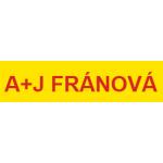 Fránová Alena - Autoškola A+J Fránová – logo společnosti