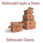 Štourač Denis- Stěhování Denis – logo společnosti