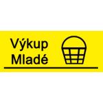 Výkup mladé – logo společnosti