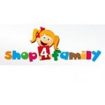 Marta Škubalová - Shop4Family – logo společnosti