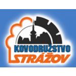 Kovodružstvo, výrobní družstvo Strážov – logo společnosti