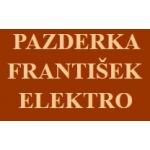 Pazderka František – logo společnosti