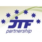JTF Partnership CZ, s.r.o. (pobočka Klatovy III) – logo společnosti