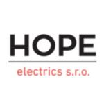 HOPE Electrics s.r.o. – logo společnosti