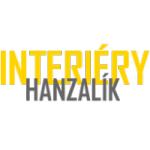 INTERIÉRY HANZALÍK - zakázková výroba nábytku – logo společnosti