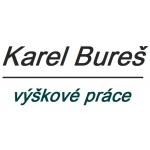 Bureš Karel - výškové práce – logo společnosti
