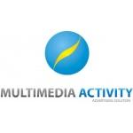 Multimedia Activity – Jiří Beroušek – logo společnosti