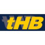 Tiskárny Havlíčkův Brod a.s. – logo společnosti