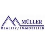 MÜLLER - REALITY/IMMOBILIEN, s.r.o. (pobočka Kašperské Hory) – logo společnosti