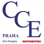 CCE Praha, spol. s r.o. – logo společnosti