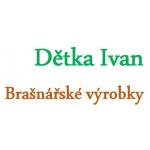 Dětka Ivan- BRAŠNÁŘSKÉ VÝROBKY – logo společnosti
