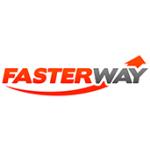 Jazyková škola Fasterway – logo společnosti