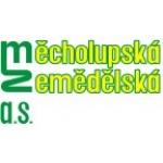Měcholupská zemědělská, a.s. – logo společnosti