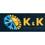 K & K Servis chlazení s.r.o. – logo společnosti