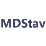 MDStav – logo společnosti