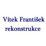 Vítek František - rekonstrukce – logo společnosti