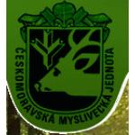Českomoravská myslivecká jednota,o.s., okresní myslivecký spolek Písek – logo společnosti