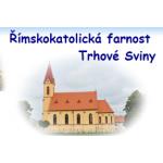 Římskokatolická farnost Trhové Sviny – logo společnosti