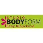 Studio Bodyform Jany Kloučkové – logo společnosti