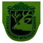 Českomoravská myslivecká jednota,z.s., okresní myslivecký spolek Strakonice – logo společnosti