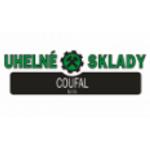 UHELNÉ SKLADY COUFAL s.r.o. – logo společnosti