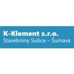 K-KLEMENT s.r.o. - stavebniny K. Klement – logo společnosti
