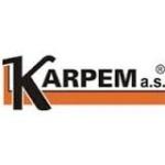 KARPEM a.s. – logo společnosti