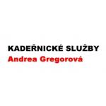 Kadeřnické služby Andrea Gregorová – logo společnosti