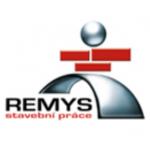 REMYS-STAV – logo společnosti
