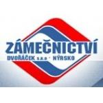 Zámečnictví Dvořáček s.r.o. – logo společnosti