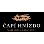 Resort Čapí hnízdo - Place with a Great Spirit, Ekocentrum Čapí hnízdo – logo společnosti