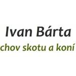 Bárta Ivan - chov skotu a koní – logo společnosti