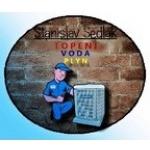 Sedlák Stanislav - VODO TOPO PLYN – logo společnosti