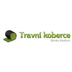 Bastlová Blanka - Travní koberce – logo společnosti