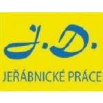 Duchek Jan - autojeřáby – logo společnosti