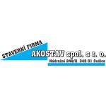 Stavební firma - AKOSTAV, spol. s r.o. – logo společnosti
