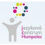 Jazykové centrum Humpolec – logo společnosti