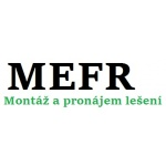 MEFR, s.r.o. – logo společnosti